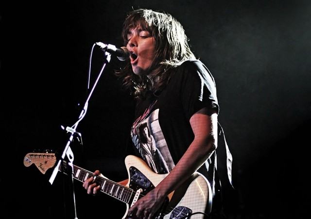Courtney Barnett Performing at Liverpool O2 Academy