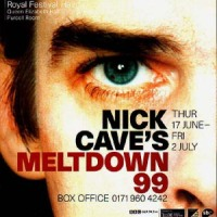 Live Gigs: Nick Cave's 1999 Meltdown Festival