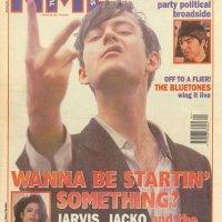 Magazines: NME newpaper/magazine