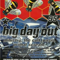 Live Gigs: Big Day Out 1995 @ Freo Oval