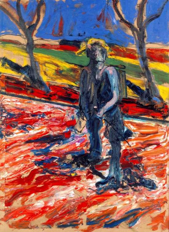 Study for Portrait of Van Gogh III, 1957