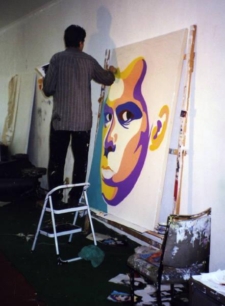 Arkley-painting-Nick-Cave-19991