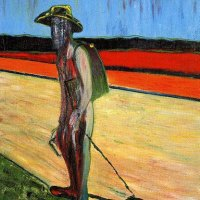 Great Art: Francis Bacon's 1956-7 After Van Gogh paintings