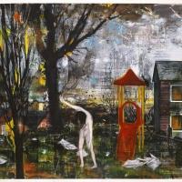 Great Art: Daniel Richter's Poor Girl and his 2005 Paintings