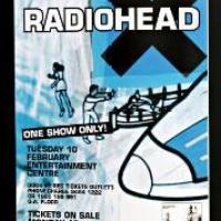 Live Gigs: Radiohead 1998 @ Perth Entertainment Centre