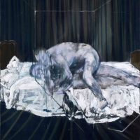 Great Art: Francis Bacon's Two Figures painting of 1953