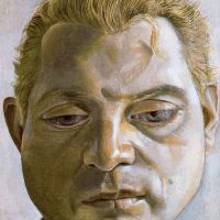 Great Art: Lucian Freud's Portraits of Francis Bacon from 50's