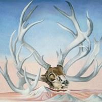 Great Art: Georgia O'Keeffe's Animal Skull Paintings