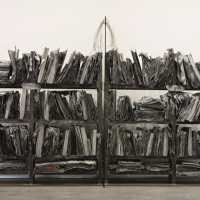Great Art: Anselm Kiefer's Lead Books Sculpture of 85-89